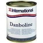 Защитная краска для трюмов и днища лодки DANBOLINE International