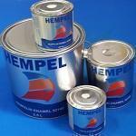 Краска алкидная однокомпонентная HEMPALIN ENAMEL Hempel, 52140