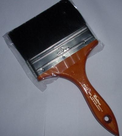 Инструмент для покраски лодки