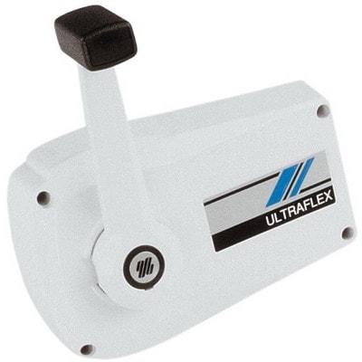 Контроллер управления газом/реверсом B89 в белом корпусе, 35151G