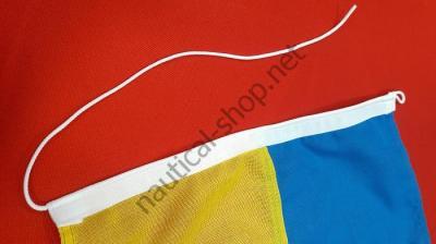 Флаг Украины, из флагдука, 30х45 см, 35.462.02
