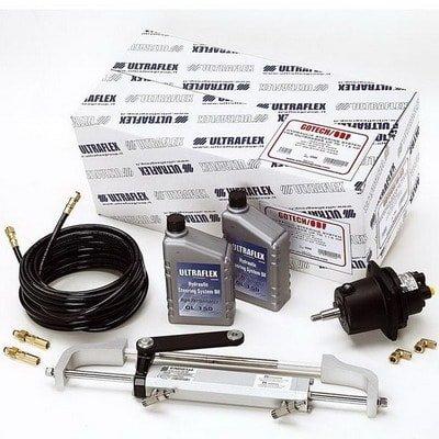 Комплект гидравлического рулевого управления для двигателей до 115 л.с. GOTECH-OBF, 42634G