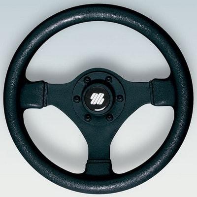 Руль V45B Ø 280 мм, черный, 37920H