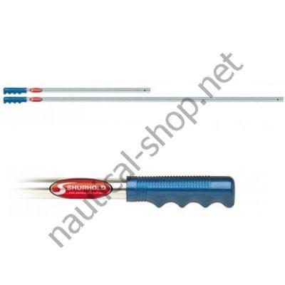 Рукоятка Shurhold с ребрами под пальцы 152 см, S760FG