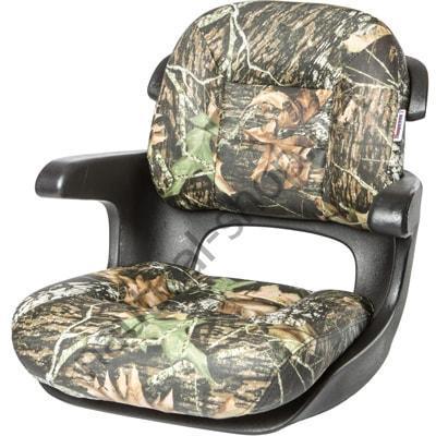 """Кресло штурманское камуфлированное с заниженной спинкой """"ELITE"""", 57028"""