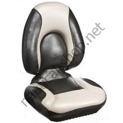 Кресло лодочное складное CENTRIC II эргономичной формы с амортизаторами, 60296