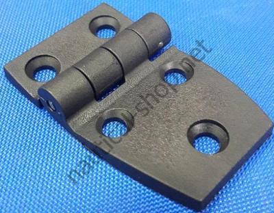 Петля из черного полиамида 54х38 мм, 38.823.70