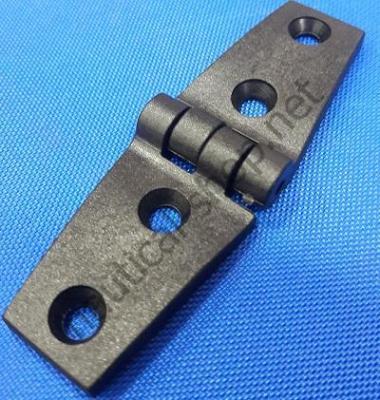 Петля из черного полиамида 82х26 мм, 38.823.60