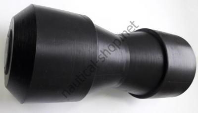 Килевой ролик резиновый 215 мм, Osculati 02.004.20