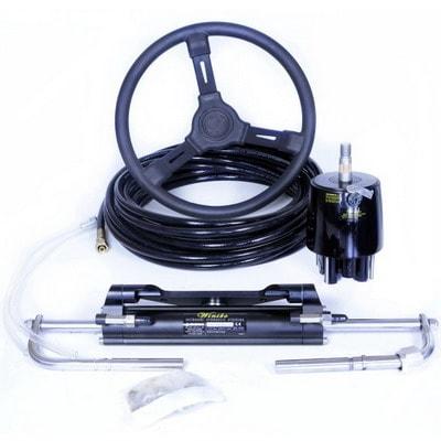 гидравлическое рулевое на лодочный мотор