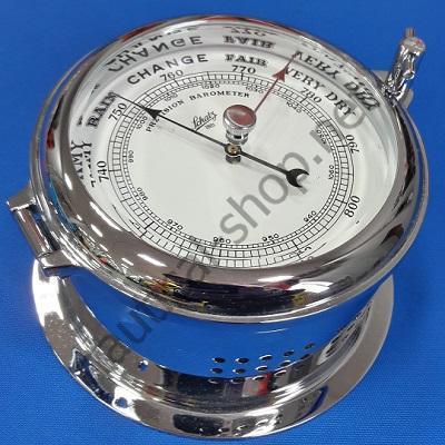 Барометр из хромированной латуни SUCCESS диаметр 140 мм, 2624.C