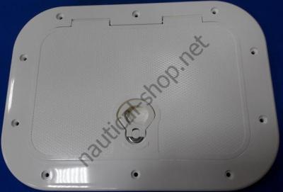 Инспекционный люк белый 380х280 мм, 12795-1