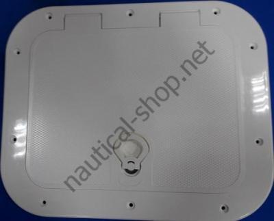 Инспекционный люк белый 400х330 мм, 12796-1