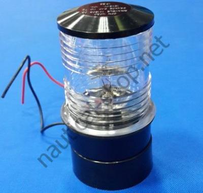 Круговой клотиковый фонарь Utility 360° черного цвета, 11.134.00