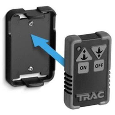 Беспроводной дистанционный пульт управления лебедкой TRAC
