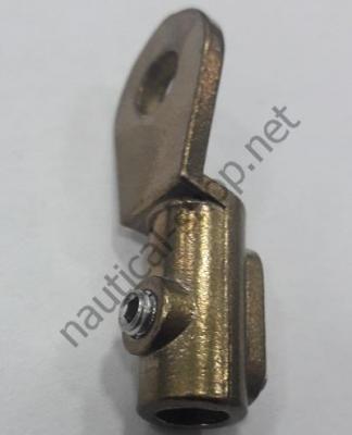 Литой лепестковый кабельный наконечник 35 мм для приборов лодок, катеров, яхт, 14.034.10