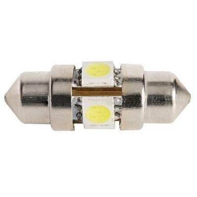 Двухцокольная светодиодная лампа 31 мм, 14.300.20