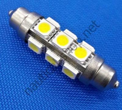 Двухцокольная светодиодная лампа 44 мм, 14.300.24