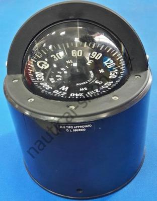 Компас с нактоузом 150 мм черный, 25.022.00