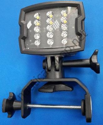 Многофункциональный светодиодный прожектор XFS на батарейках, серый, 141185XFS-7