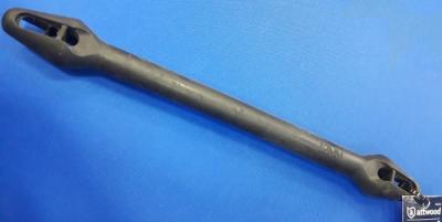 Сверхмощный швартовый амортизатор для швартового каната от 8 мм до 10 мм, 14147-2