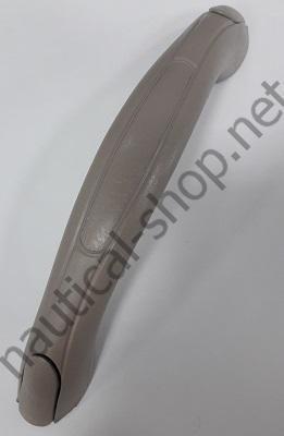 Рукоятка из мягкого ПВХ, платина, 2052-1