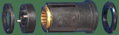 Втулка винта HUSTLER H1 HK11 для Mercury/Mariner/Force