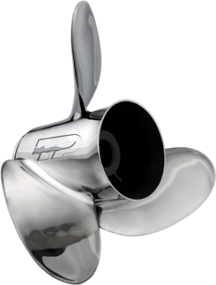 "Винт нержавеющий для Evinrude/Johnson EXPRESS 10-1/2""x14"", E1-1014"