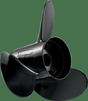 """Винт алюминиевый для Yamaha/Yanmar Hustler 14-1/4""""x17"""", H-1417"""