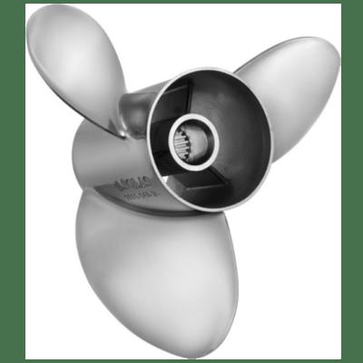 """Винт нержавеющий задний для MerCruiser с поворотно-откидной колонкой Bravo 3 Solas Dual Prop B3 (14""""x24"""")"""