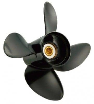 """Винт алюминиевый для Yamaha AMITA 4: 11.4""""x10"""", 3313-114-10"""