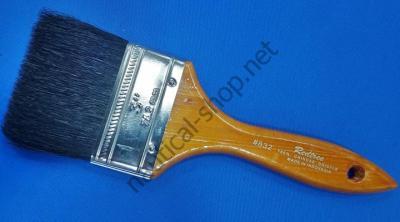 Кисть малярная из натуральной щетины №832 76,2 мм, 12151