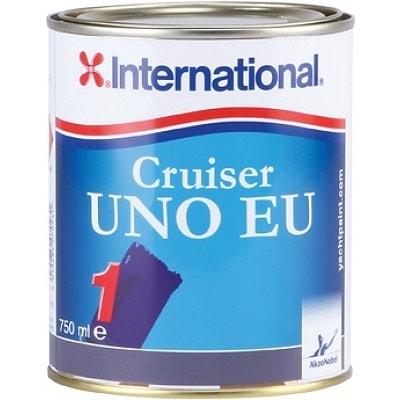 Краска необрастающая Cruiser Uno EU белый (2,5 л), YBB800/2,5LT