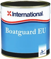 Краска необрастающая Boatguard EU голубой (0,75 л), YBB811/750ML