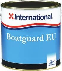 Краска необрастающая Boatguard EU темно синий (0,75 л), YBB814/750ML