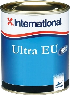 Краска необрастающая Ulta EU белый (2,5 л), YBB700/2,5LT