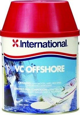 Краска необрастающая VC Offshore белый (2 л), YBA707/A2LT