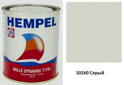 Краска необрастающая MILLE DINAMIC серый (0,75 л), 10160
