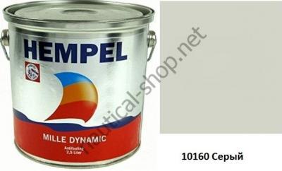 Краска необрастающая MILLE DINAMIC серый (2,5 л), 10160