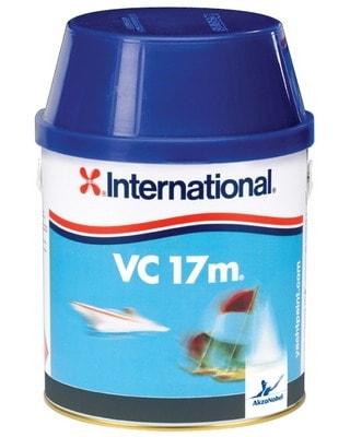 Краска необрастающая VC 17M графит (2 л), YBA662/A2LT