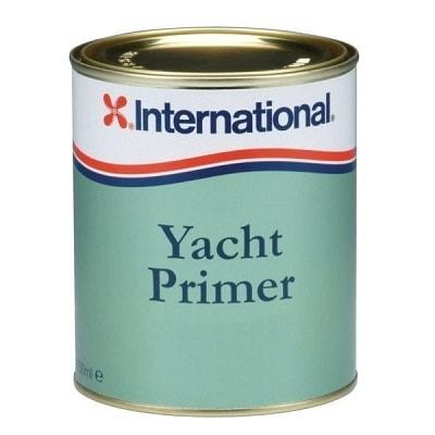 Грунт антикоррозионный Yacht Primer серый (0,75 л), YPA275/750ML