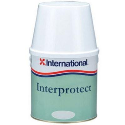 Грунт эпоксидный двухкомпонентный Interprotect белый (0,75 л) YPA400/A750ML