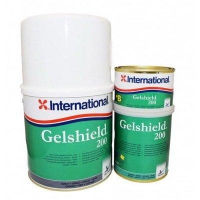 Эпоксидный грунт для защиты от осмоса Gelshield 200 серый (2,5 л) YPA213/A2,5LT