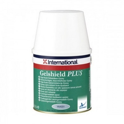 Эпоксидная смола для устранения осмоса Gelshield Plus зеленый (2,5 л), YAA220/A2,5LT