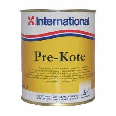 Подмалевок Pre-Kote белый (2,5 л), YUB000/2,5LT