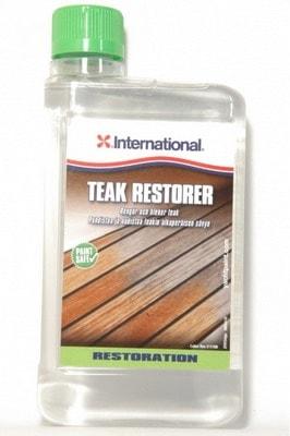 Очиститель и восcтановитель тика Teak Restorer (0,5 л), YMB640/500ML