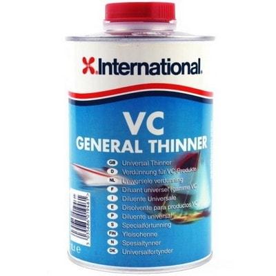 Растворитель VC-General Thinner (1 л), YTA600/1LT