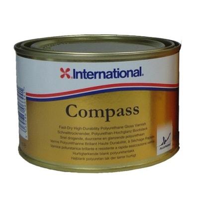 Полиуретановый яхтный лак Compass (2,5 л), YVA501/2.5LT