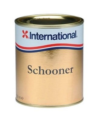Яхтный Premium лак Schooner (375 мл), YVA086/375ML
