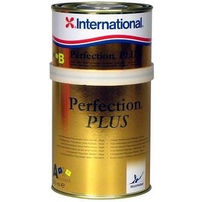 Лак яхтный полиуретановый двухкомпонентный Perfection Plus (2,5 л), YVA950/A2.5LT